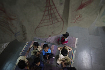 To match Reuters Life! INDIA-ENVIRONMENT/SCHOOL