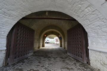 Fototapeta Туннель-выход из Кремля (Казань)