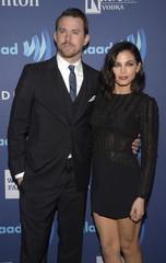 Channing Tatum and Jenna Dewan Tatum attend the 26th annual GLAAD Media Awards in Beverly Hills, California