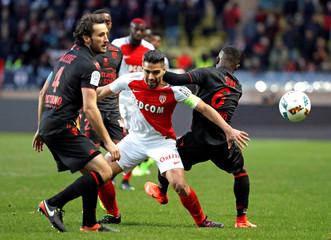 Football Soccer - Monaco v Nice - French Ligue 1 - Louis II Stadium