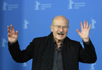 Director Schoendorff poses during photocall at the 62nd Berlinale International Film Festival in Berlin