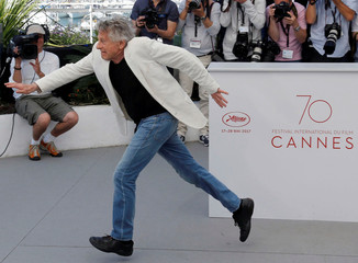 """70th Cannes Film Festival - Photocall for the film """"Based on a True Story"""" (D'apres une histoire vraie) out of competition"""