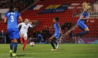 England v France - Women's International Friendly