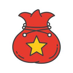 Bag color icon