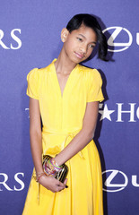 Singer and actress Willow Smith arrives at the BET Honors in Washington