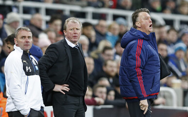 Newcastle United v Manchester United - Barclays Premier League