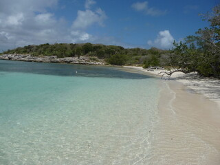Antigua - Lonely Bird Island