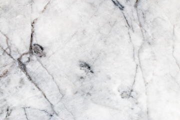 White natural marble texture pattern for background