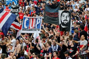 Angers vs Paris St Germain - Coupe de France Final