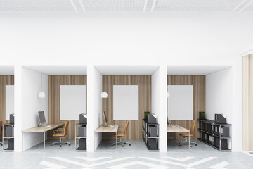 Diamond office cubicles with pictures
