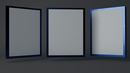 Three frames for your ideas