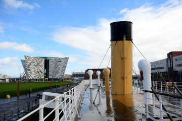 SS Nomadic, Belfast, Northern Ireland
