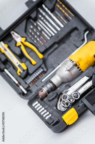 Set Craftsman tool , mechanical tools  Professional car