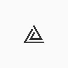 AL logo icon