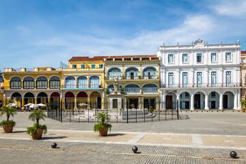 Plaza Vieja - Havana, Cuba