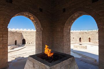 Baku Ateshgah Fire Temple
