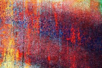 Красочный абстрактный яркий фон