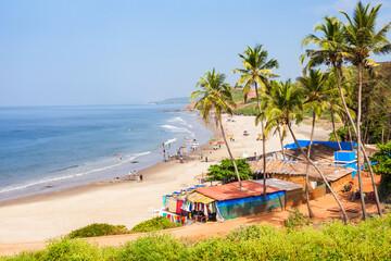 Wall Mural - Beach in Goa, India