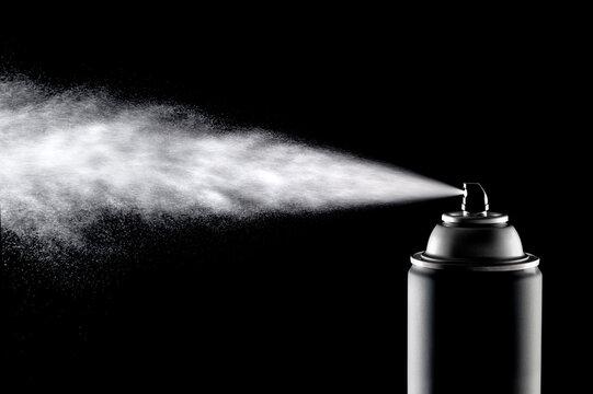 Aerolsol Spray Can
