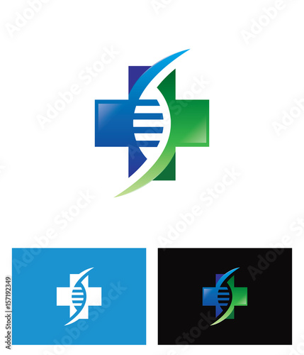quotpharmacy cross logoquot imagens e vetores de stock royalty