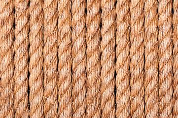 Rope symmetry