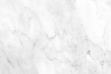 White Marble Wall Texture Background.