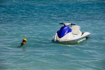 Water motocycle