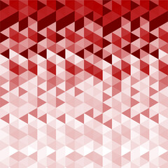 abstract triangle backgrounds vector geometric eps10