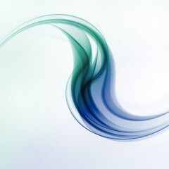 Abstract motion smooth color