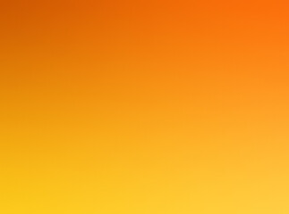 Gradient orange,gold and yellow background