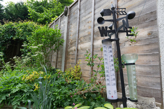 Garden weather