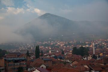 Bosnische Pyramide in Visoko