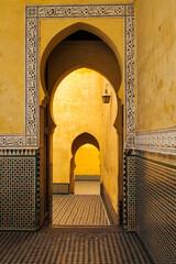 Marokko - Meknes - Mausoleum Mulai Ismail