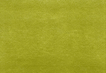 Yellow color leather texture
