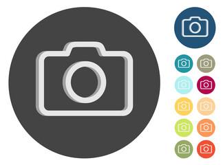 3D Icons - Digitalkamera