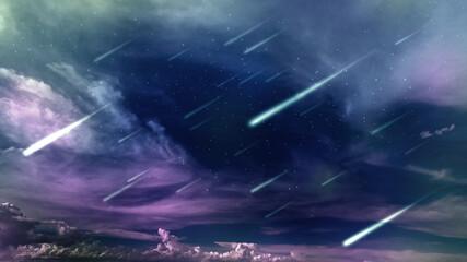sky abstract