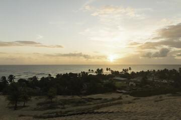 Santa Rita beach in the morning - Sunrise