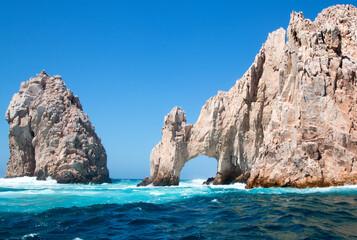 El Arco (the Arch) at Lands End at Cabo San Lucas Baja Mexico MEX