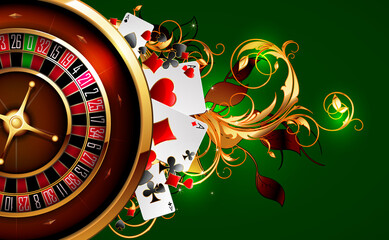 casino advertising design