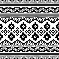 boho style background. black and white design. vector illustration