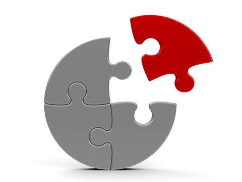 Puzzle Team concept #2