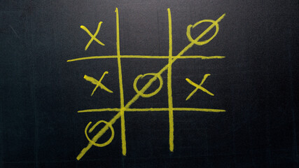 Abstract Tic Tac Toe Game Competition.
