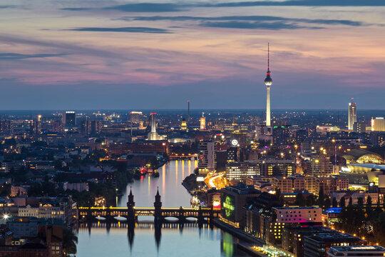 Berlin Treptow Friedrichshain Kreuzberg