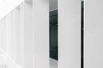 minimalism abstract architecture wall