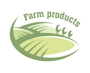 Logo of farm products