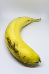 Isolated banana