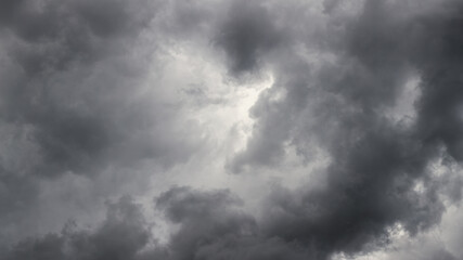 storm clouds background