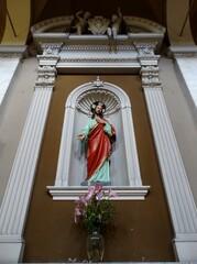 chiesa dei santi marcellino e pietro,roma.