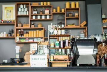 Coffee Shop Cashier