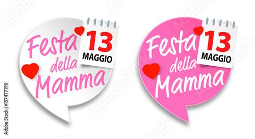 Festa Della Mamma 2018 Stock Image And Royalty Free Vector Files On
